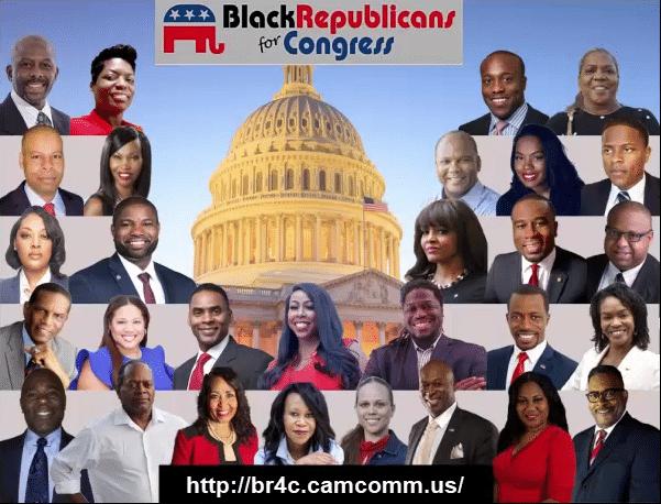 29 Black Republican Congressional Candidates